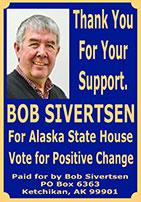 Thank you  -- Bob Sivertsen