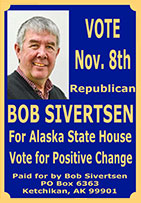 Bob Sivertsen for Alaska State House, District 26