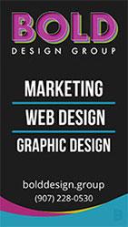 Bold Group Design - Marketing, Web Design, Graphic Design - Ketchikan, Alaska