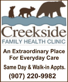 Creekside Family Health Clinic - Ketchikan, Alaska