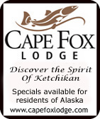 Cape Fox Lodge - Ketchikan, Alaska
