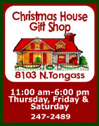 Christmas House Gift Shop