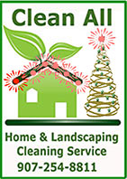 Clean All: Home & Landscaping Cleaning Service - Ketchikan, Alaska