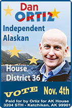 Dan Ortiz for State House - District 36