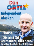 Dan Ortiz, Independent Alaskan for State House 2014