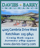 Davies-Barry Insurance - Ketchikan, Alaska