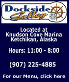 Dockside Galley - Ketchikan, Alaska
