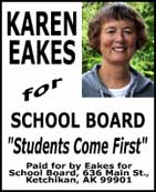 Karen Eakes for School Board