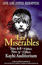 jpg First City Players - Les Miserables - Purchase tickets... Ketchikan, Alaska