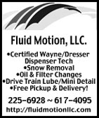 Fluid Motion, LLC. - Ketchikan, Alaska