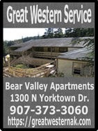 Great Western Service - Bear Valley Apartments - Ketchikan, Alaska