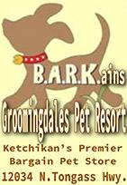 Groomingdales Pet Resort - BARK, a no-kill animal shelter - Ketchikan, Alaska