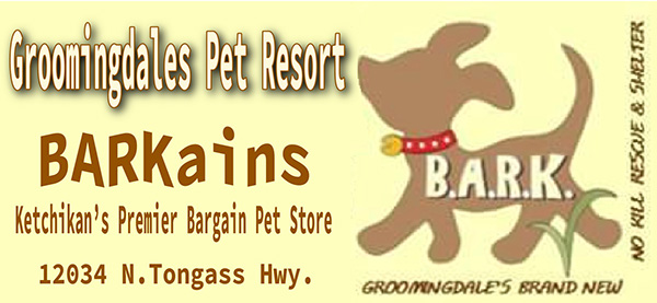 jpg Groomingdales Pet Resort and Shelter  BARK Alaska Rescue Ketchikan  Non-profit no kill animal rescue shelter