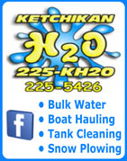 Ketchikan H2O - Bulk Water Hauling