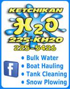 Ketchikan H2O - Bulk Water Hauling