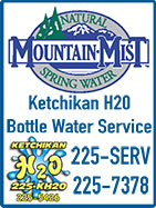Ketchikan H20 Bottled Water Service - Ketchikan, Alaska