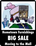 Hometown Furnishings- Big Sale - Ketchikan, Alaska