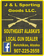 J & L Sporting Goods, LLC - Southeast Alaska's Local Gun Dealer - Ketchikan, Alaska