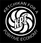 Ketchikan 4 A Positive Economy logo.