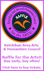 Raffle for the Arts - Ketchikan Area Arts & Humanities Council - Ketchikan, Alaska