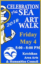 Ketchikan Area Arts & Humanities Council - 2018 Celebration of the Sea Art Walk