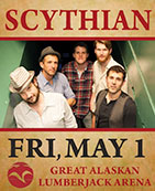 SCYTHIAN Concert - Ketchikan Area Arts & Humanities Council
