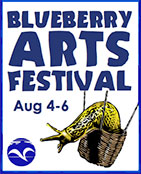 Ketchikan Blueberry Arts Festival - Ketchikan, Alaska