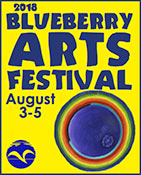 2018 Blueberry Arts Festival - KAAHC -Ketchikan, Alaska