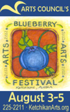 Blueberry Arts Festival - Ketchikan, Alaska