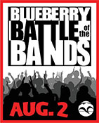 Blueberry Battle of the Bands - Ketchikan, Alaska