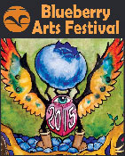 Ketchikan Blueberry Arts Festival - Ketchikan, Alaska 2015