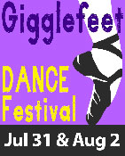 Ketchikan Area Arts & Humanities Council - Gigglefeet Dance Festival