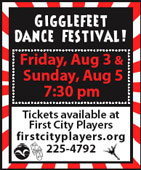 Gigglefeet Dance Festival - Ketchikan, Alaska