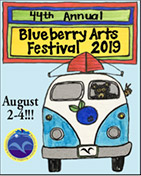 Blueberry Arts Festival 2019 - Ketchikan, Alaska