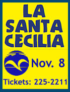 Ketchikan Area Arts & Humanities Council - Torch Night Concert: LA  SANTA CECILIA