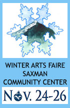 Ketchikan Area Arts & Humanities Council - Winter Arts Faire