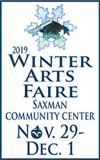 Ketchikan Area Arts & Humanities Council - 2019 Winter Arts Faire - Ketchikan, Alaska