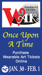 2020 Wearable Art Show - Ketchika, Alaska - Ketchikan Arts & Humanities Council