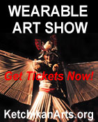 Wearable Arts Show - Ketchikan, Alaska