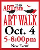 ARTober 2019 ART WALK - Ketchikan, Alaska