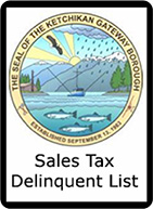Ketchikan Borough Delinquent List - Ketchikan, Alaska