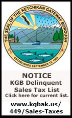 Ketchikan Gateway Borough Sales Taxes