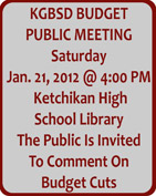 Ketchikan Gateway Borough School District - Ketchikan, Alaska