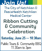 PeaceHealth Ketchikan Medical Center - Ribbon Cutting Ceremony June 25, 2016