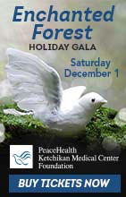 PeaceHealth Ketchikan Medical Center - Enchanted Forest