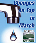 KPU Water Conversion Notice- Ketchikan, Alaska