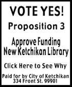 Proposition 3 - City of Ketchikan