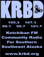 KRBD - Ketchikan Community Radio - Ketchikan, Alaska