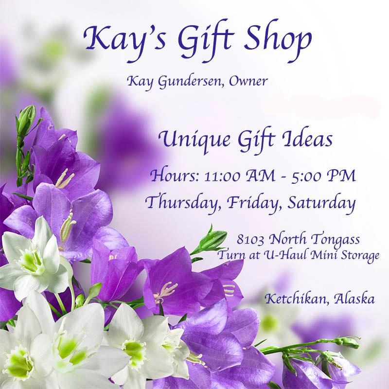 Kay's Gift Shop - Ketchikan, AlaskaUnique Gift Ideas