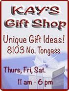 Kay's Gift Shop - Unique Gifts - Ketchikan, Alaksa